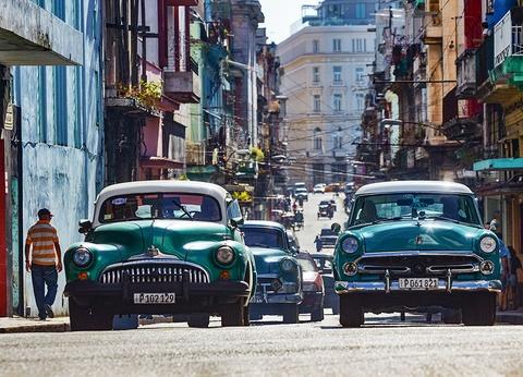 Découverte de Cuba - 1