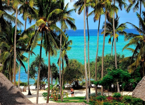 Hôtel Neptune Pwani Beach Resort & Spa 5* - 1