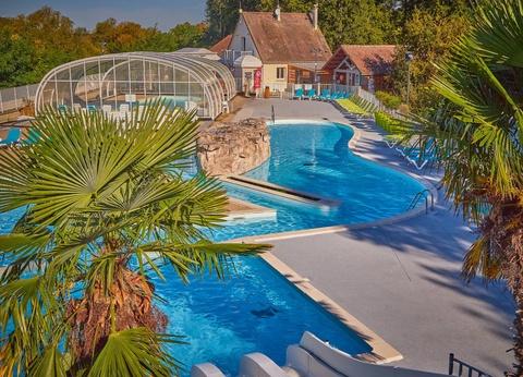 Trogues-Camping Parc des Allais VCL  4* - 1