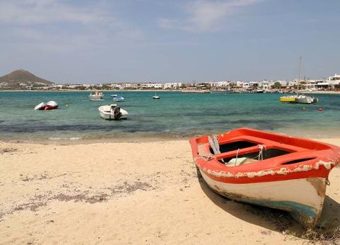 Combinés dans les Cyclades depuis Santorin - Santorin et Naxos en hôtel 4* - 1