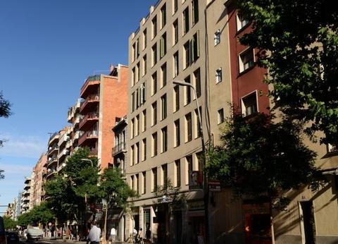 Pierre & Vacances Résidence Barcelona Sants - 1