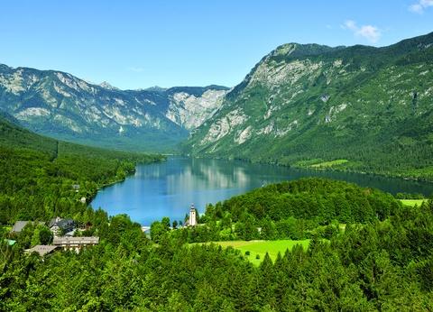 Circuit La Slovénie au naturel - 1