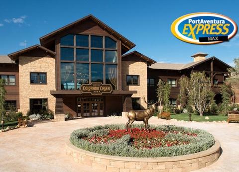 PortAventura Hôtel Colorado Creek 4* avec accès illimité à PortAventura Park et une entrée à Ferrari Land - 1