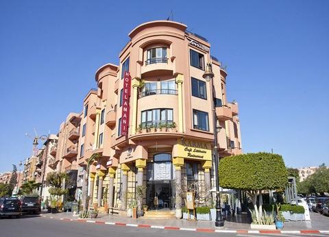 Hôtel Amani 3* - 1