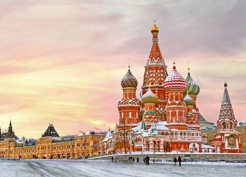 Escapade à Moscou - 1