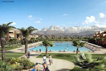 Hôtel Aqua Mirage Marrakech 4* - 1