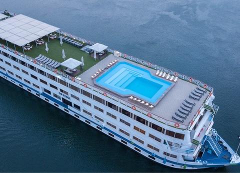 Croisière Au coeur de l'Egypte sur le Top Clubs Cruise M/S Da Vinci - 1