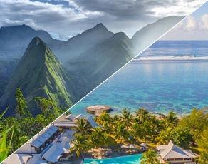 Autotour À la Découverte de la Réunion et Extension Club Coralia Peninsula Bay 4* - 1