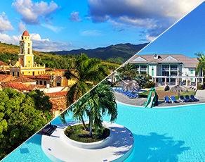 Circuit Au Charme Cubain & Extension Club Coralia Melia Peninsula Varadero 5* - 1