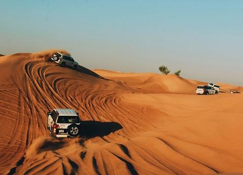 Expo Universelle à Dubaï & Circuit 7 Emirats - 1