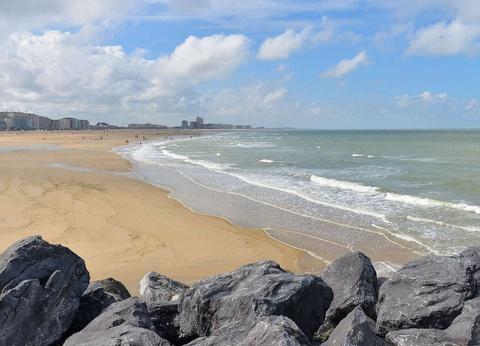 Bouffée d'air frais sur la côte belge à Ostende 4* - 1