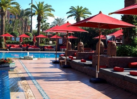 Hôtel Sofitel Marrakech Lounge And Spa 5* - 1