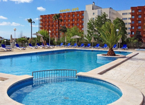 Hôtel HSM Canarios Park 3* - 1
