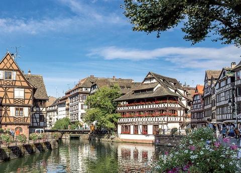 Circuit L'Alsace 3* - 1