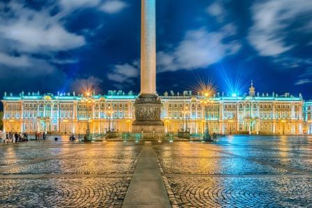 Réveillon à Saint Petersbourg - 1