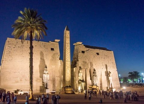 Combiné croisière Fabuleuse Egypte & Hôtel Tropitel 5* - 1