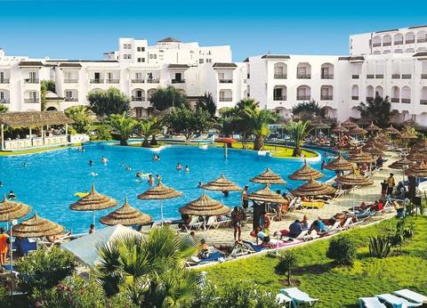 Hôtel Palmyra Aquapark Kantaoui 3* - 1