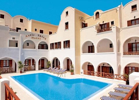 Hôtel Astir Thira 3* - 1