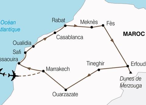 Splendeurs Marocaines - 1