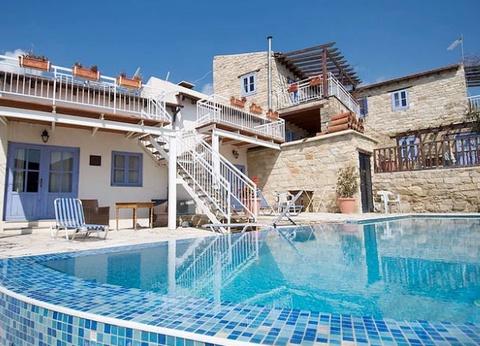 Hôtel Cyprus Villages 3* - 1
