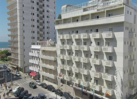Hôtel Baia Monte Gordo 3* - 1