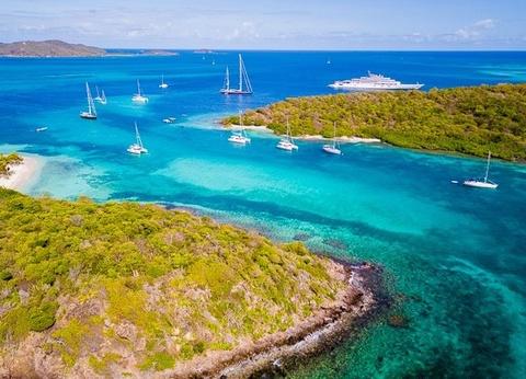 Croisière Grenadines et séjour à Union et Ste Lucie - 1