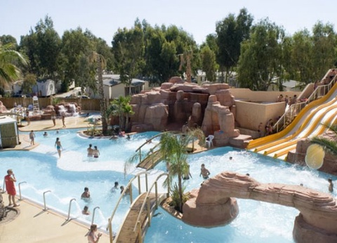 Camping Les Palmiers 4* - 1
