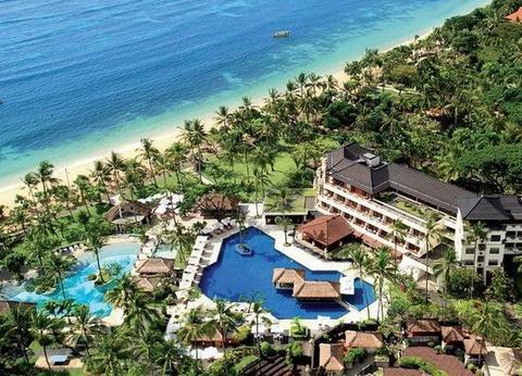Séjour Vol + Hôtel Nusa Dua Beach Hotel and Spa 5* Bali - 1