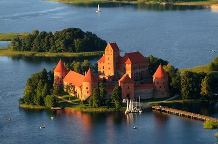 Splendeurs des Pays Baltes 2020 - 1