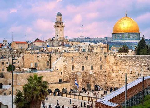 Israël, trésor historique et culturel - 1