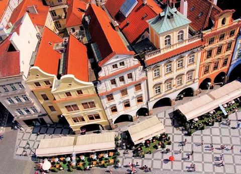 Réveillon à Prague avec soirée du Nouvel An au théâtre des Etats - Hôtel Jury's Inn 4* - 1