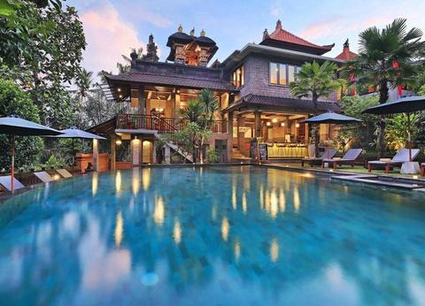 Combiné Ketut's Place Villas 4* & Holiday Resort Lombok 4* & Kings Villas & Spa Sanur 4* - 1