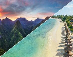Autotour à la Découverte de la Réunion et Extension Kappa Club Solana Beach Mauritius 4* - 1