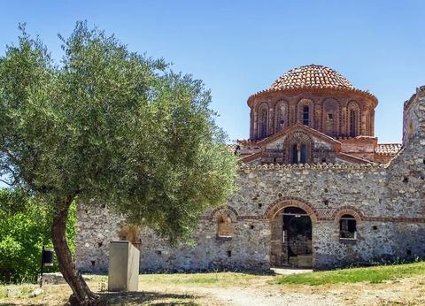Circuit Secrets de la Grèce Byzantine - 1