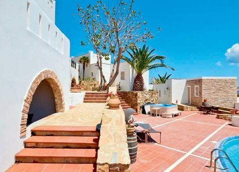 Hôtel Naxos Magic Village 3* - arrivée Santorin - 1