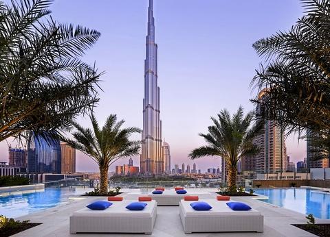 Hôtel Sofitel Dubai Downtown 5* - 1
