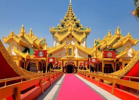 Circuit Au Cœur de la Birmanie - 1