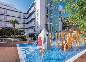 GHT Balmes Appartements & Splash 3* - 1