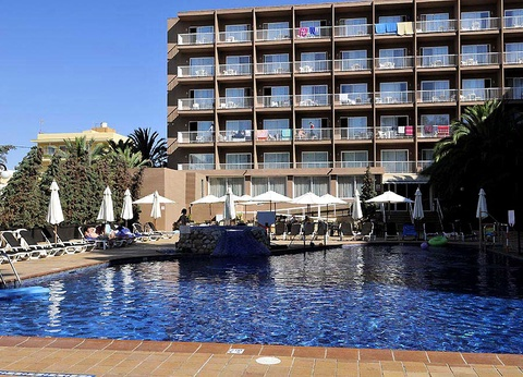 Hôtel Azuline Coral Beach  3* - 1