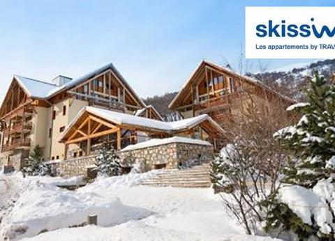 Résidence Skissim Select Les Chalets du Galibier 4* - 1