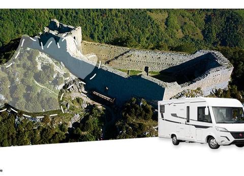 Road Trip en Camping-car Intégral : Balade en Pays Cathare - 1