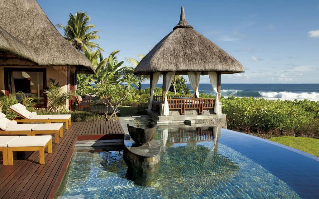 Hôtel Shanti Maurice - A Nira Resort 5*        - 1