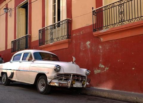 Circuit À la mode Cubaine - 1