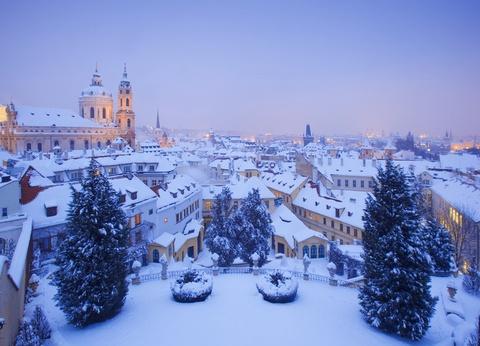 Marchés de Noël à Prague 4* - 1