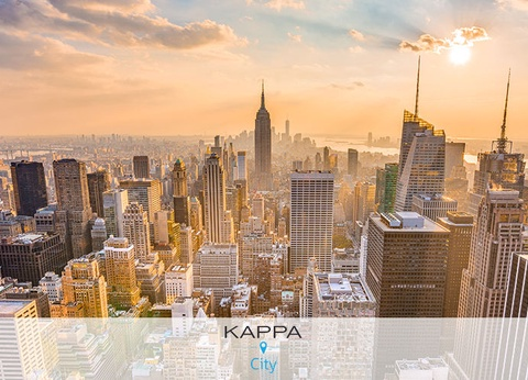 Kappa City New York - The New Yorker 4* - 1