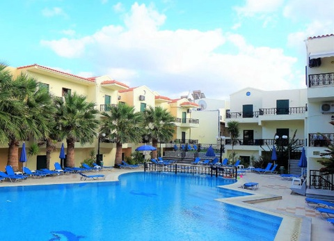 Hôtel Diogenis Blue Palace 4* - 1