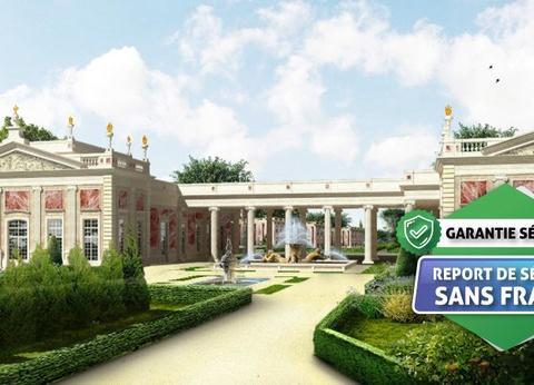 Hôtel Le Grand Siècle avec accès au parc Puy du Fou - 1