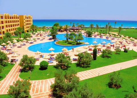 Hôtel Nour Palace Resort et Thalasso 5* - 1