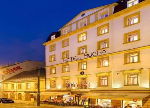 Hôtel Mucha 4* - 1