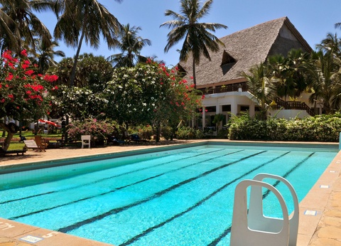 Hôtel Diani Reef Beach Resort & Spa 5* - 1